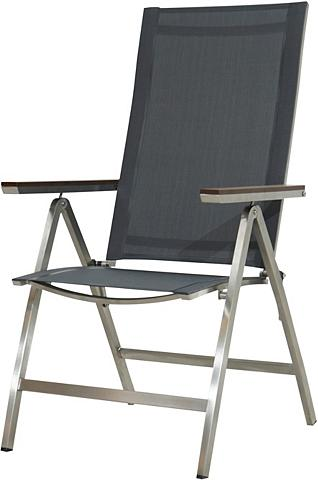 PLOSS Sodo kėdė »Hudson« Edelstahl/Textil ko...