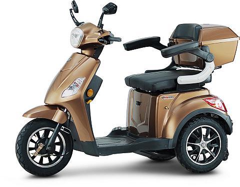 ECONELO Elektrinis motoroleris »MB500« 500 W 1...