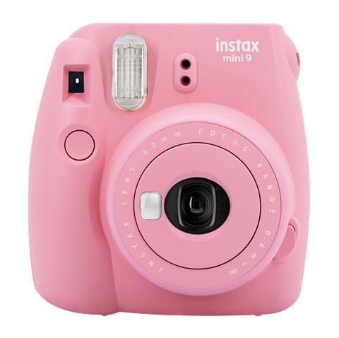 FUJIFILM Sofortbildkamera »instax mini 9 rosé«