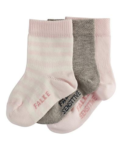 FALKE Kojinės Baby 3-Pack (3 poros)