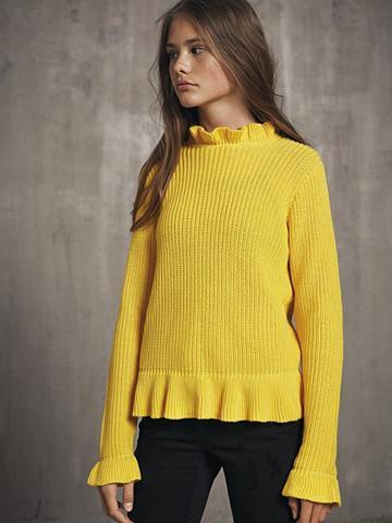 NAME IT Cropped Megztinis