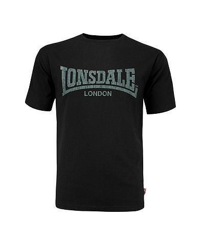 LONSDALE Marškinėliai su logotipas »LOGO KAI«