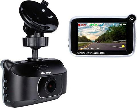 ROLLEI »DashCam-408« Action Cam (Full HD)