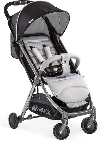 Hauck Kinder-Buggy »Swift Plus Silver Charco...