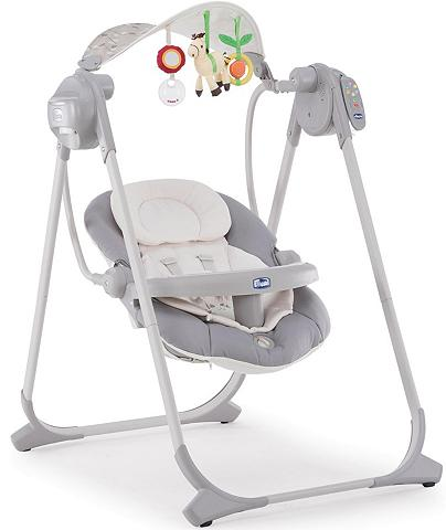 Chicco Babyschaukel »Polly Swing Up Silver« e...