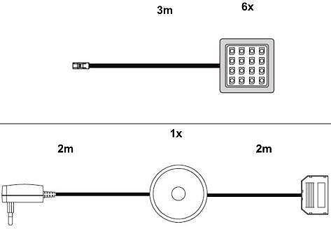 TRENDTEAM LED šviestuvas (HLT) 1100-742-00