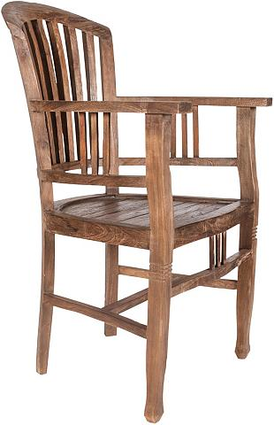 SIT Kėdė »Coral« iš recyceltem Teak-Althol...