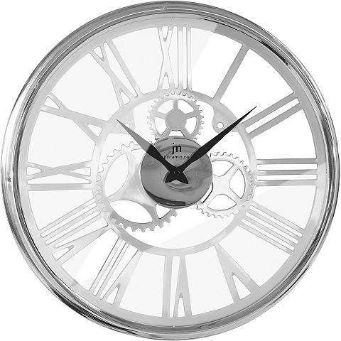 Lowell Sieninis laikrodis (rund Ø 45 cm römis...
