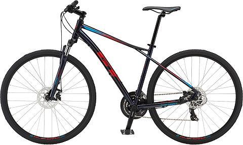GT Sportinis dviratis »Transeo Comp BLU« ...