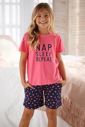 S.OLIVER RED LABEL Bodywear Mädchen pižama