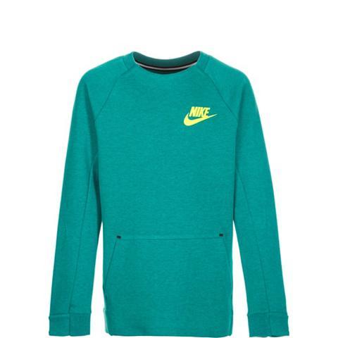 NIKE Flisiniai marškinėliai »Tech fliso Cre...