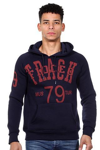 FIOCEO Sportinio stiliaus megztinis