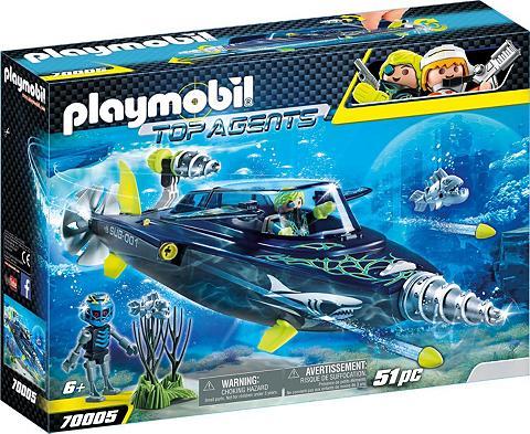 PLAYMOBIL ® Team S.H.A.R.K. Drill Destroyer (700...