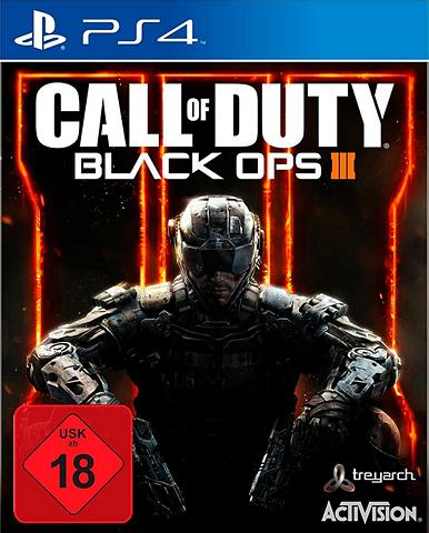 Activision Call of Duty: Black Ops 3 PlayStation ...