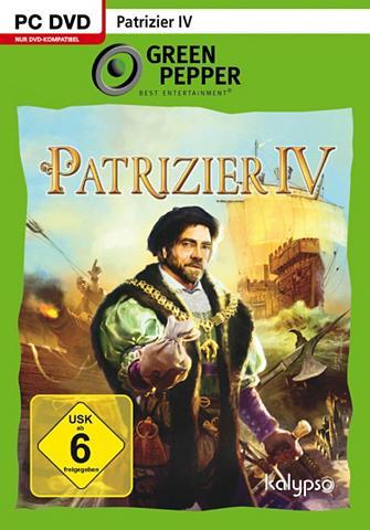 KALYPSO Patrizier 4 PC