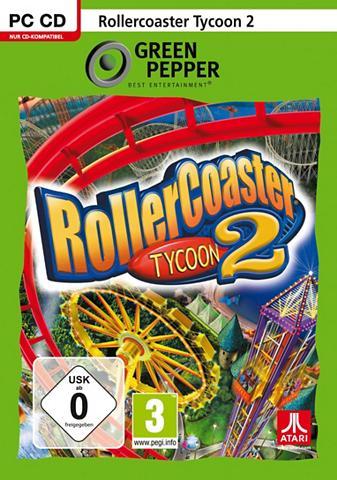 ATARI Rollercoaster Tycoon 2 PC