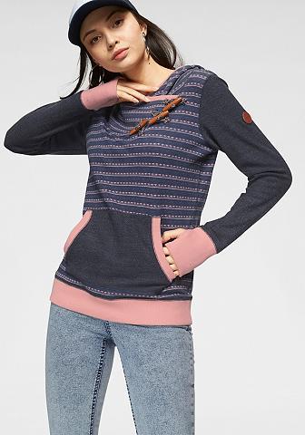 KANGAROOS Sportinis megztinis su gobtuvu