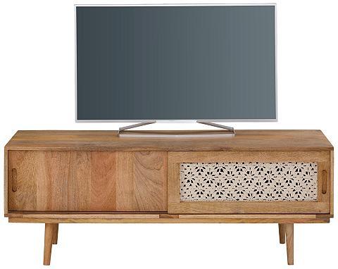 HOME AFFAIRE TV staliukas »Crochet« iš tvirtas Mang...