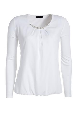 FRANK WALDER Palaidinė »White Style«