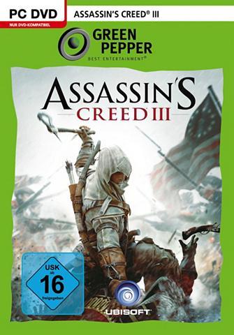 UBISOFT Assassin's Creed III PC