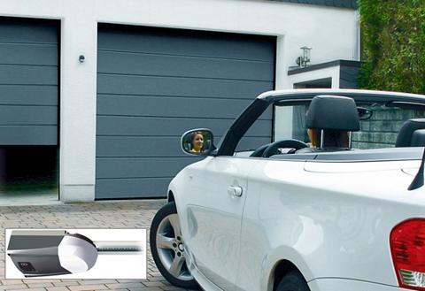 SCHELLENBERG Rinkinys: Garažo vartai Bx H: 250 x 21...