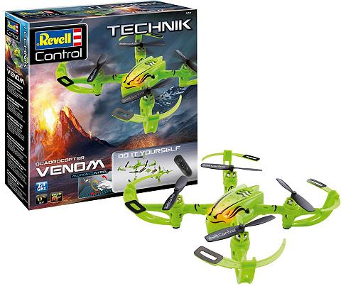 Revell ® RC-Quadrocopter »® control Technik V...