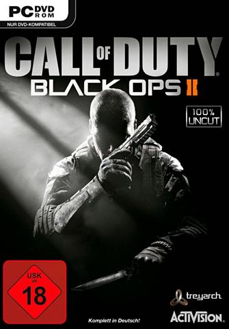 ACTIVISION Call of Duty: Black Ops II PC