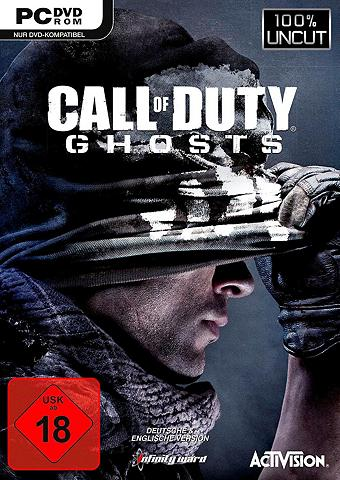 ACTIVISION Call of Duty: Ghosts PC
