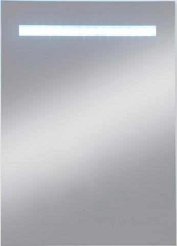KRISTALLFORM Veidrodis »E-Light two« 40 x 60 cm LED...