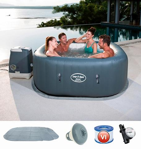 BESTWAY Rinkinys: Whirlpool »Lay-Z-Spa? Hawaii...