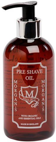 Morgan's Rasieröl »Pre Shave Oil« bereitet die ...