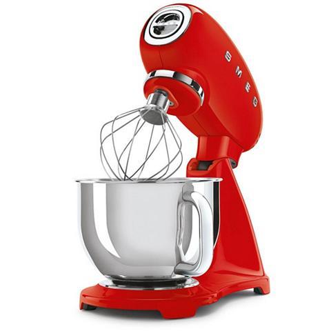 Smeg Küchenmaschine SMF03RDEU 800 W 48 l Sc...