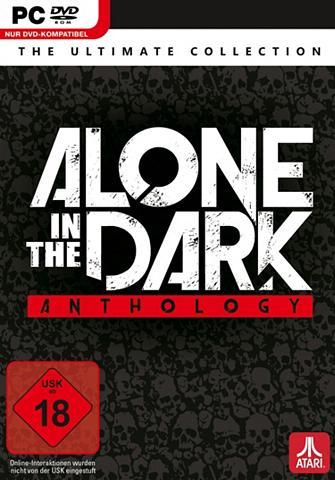 ATARI Alone in the Dark Anthology PC