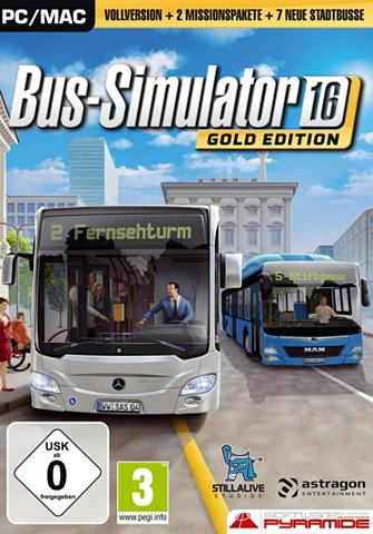 Bus-Simulator 16 Gold Edition PC
