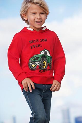ARIZONA Sportinis megztinis su gobtuvu »Trakto...