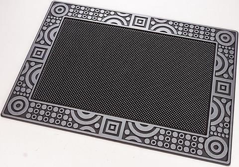 CARFASHION Durų kilimėlis »DA Clean Geometry« rec...