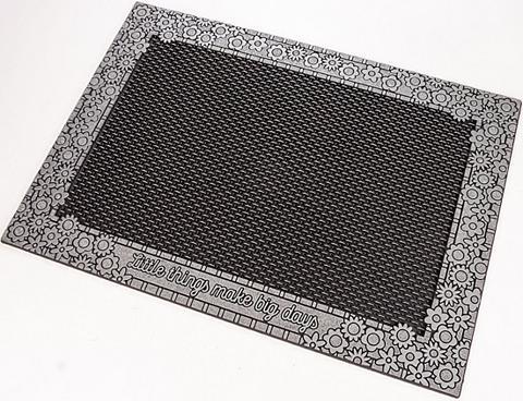 CARFASHION Durų kilimėlis »DA Clean Deimilo« rech...