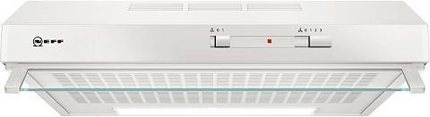 NEFF Įmontuojamas gartraukis DLAA600W / D60...