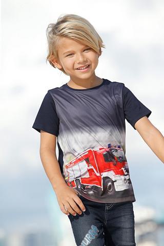 ARIZONA Marškinėliai »Feuerwehr«