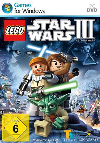 Lego Star Wars 3: The clone Wars PC