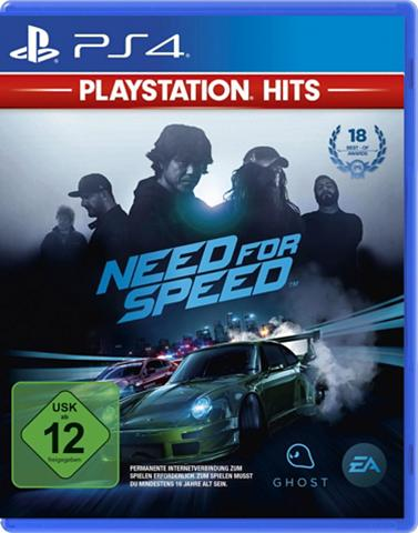 Electronic Arts Need for treniruoklis PlayStation 4 So...