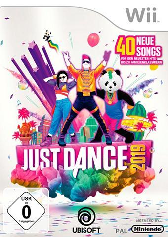 UBISOFT Just Dance 2019 Nintendo Wii