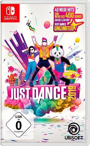UBISOFT Just Dance 2019 Nintendo Šakotuvas