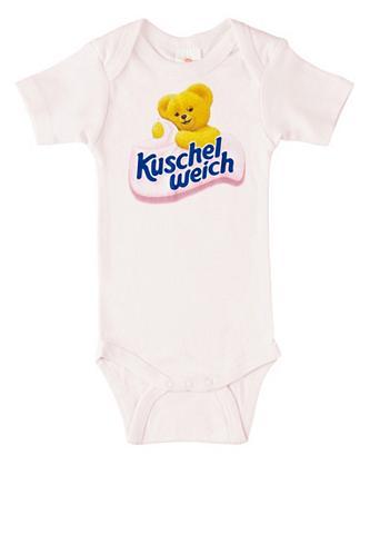 LOGOSHIRT Smėlinukas su Kuschelweich-Logo