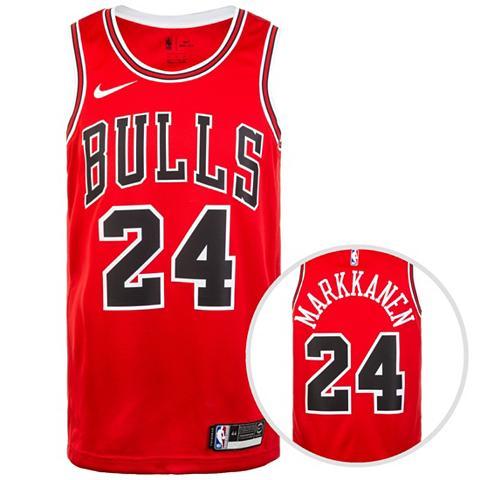 NIKE Marškinėliai »Chicago Buls Nba Swingma...