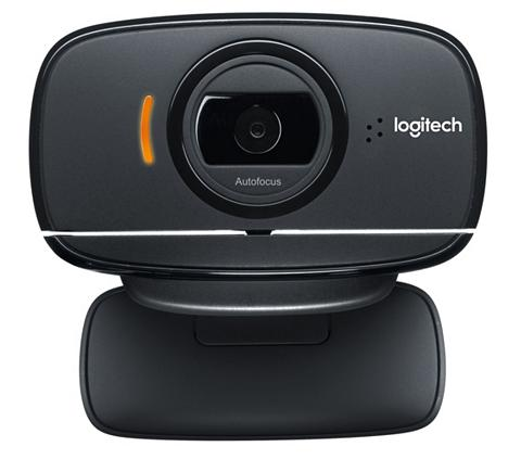 LOGITECH B525 HD WEB kamera »HD-Video im faltba...