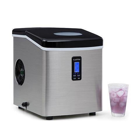Klarstein Eismaschine 150W Edelstahl »BLACK-FROS...
