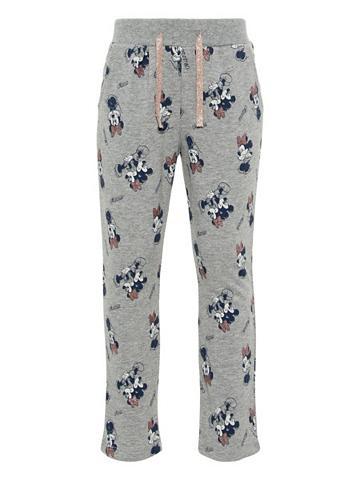NAME IT Minnie Mouse Sportinio stiliaus kelnės...
