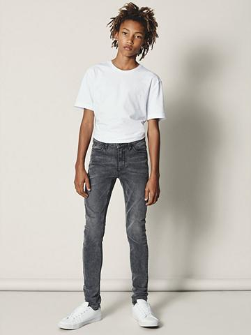NAME IT Kelnės su 5 kišenėmis Aptempti forma D...