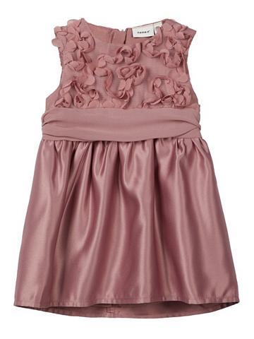 NAME IT Blumenverziertes suknelė
